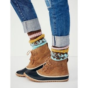 Free People x Sorel out n about duck boot